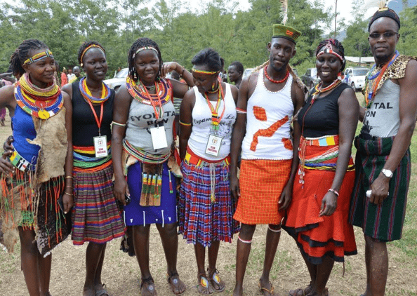 Kidepo National Park is bordered by Karamojong people-an indigenous ethnic group who still holds very rich cultural values
