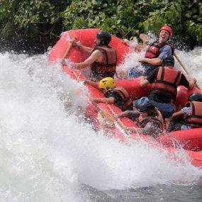 jinja water rafting uganda tour