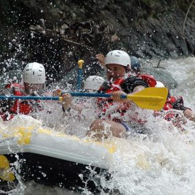 2 days White Water Rafting and Jinja Tour Uganda Safari tour will take you to Jinja city in eastern part of Uganda about 85km from the capital city Kampala for the breathtaking whitewater rafting on the River Nile the Africa's longest river and second longest in the world